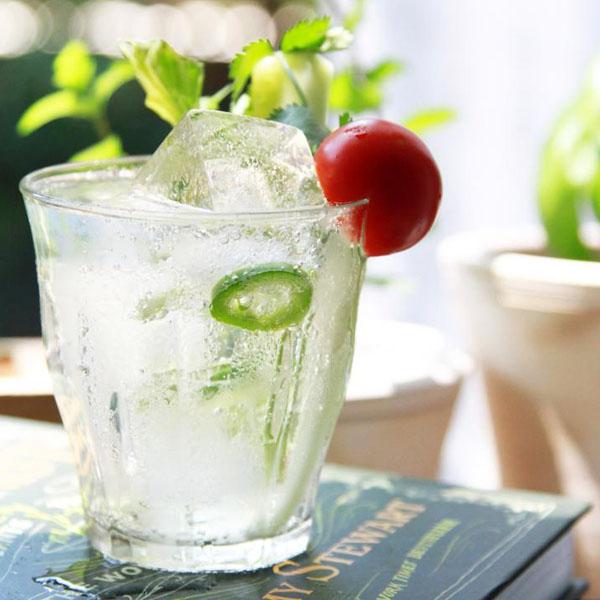 jalapeño Gin & Tonic
