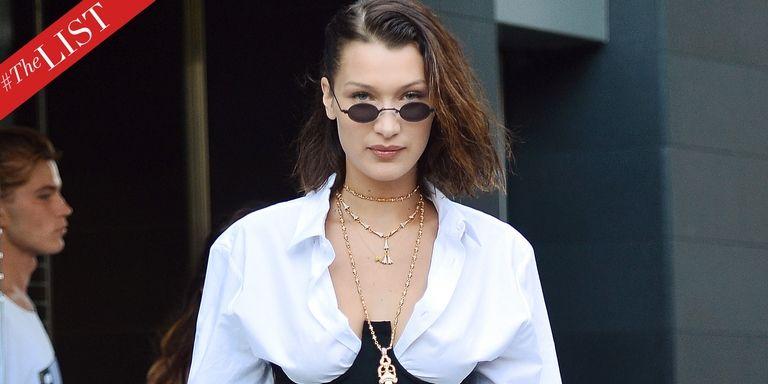 mini óculos tendência 2018