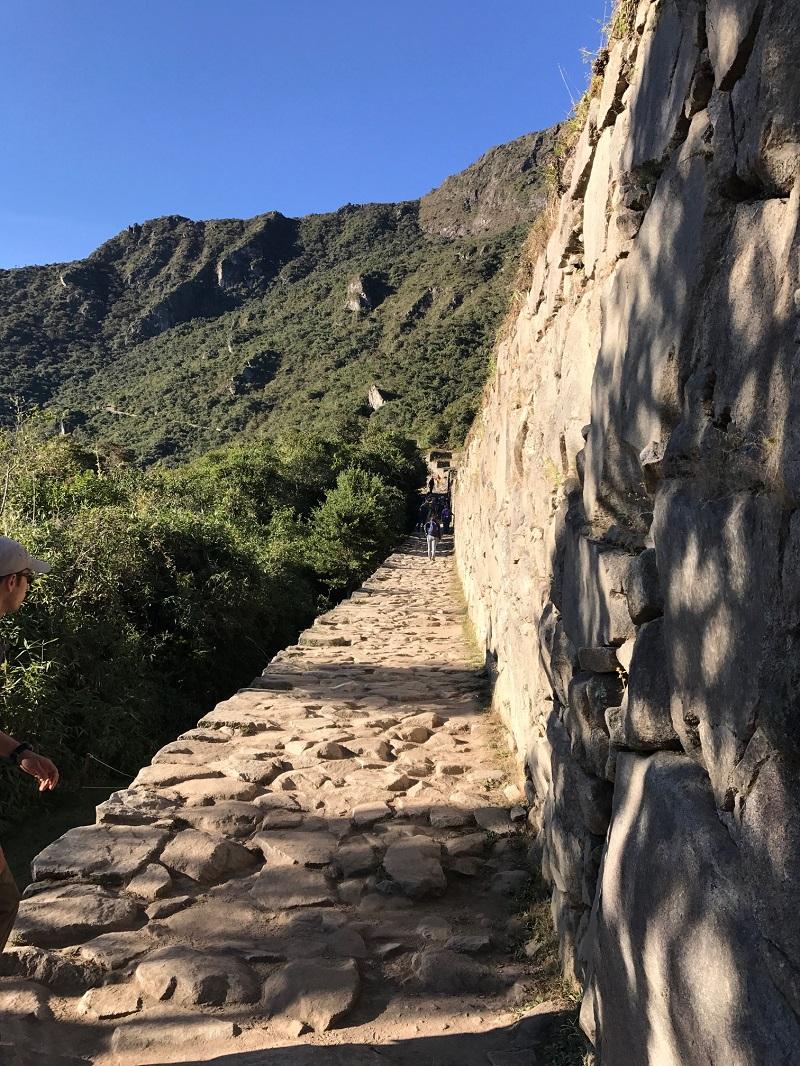 sitio arqueológico machu picchu