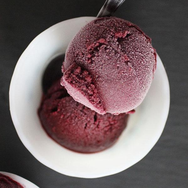 sorvete de gim