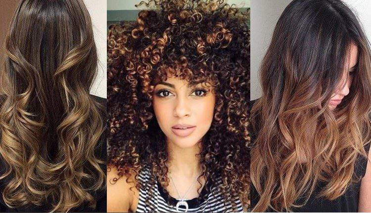 tendência cabelos 2018 feminino