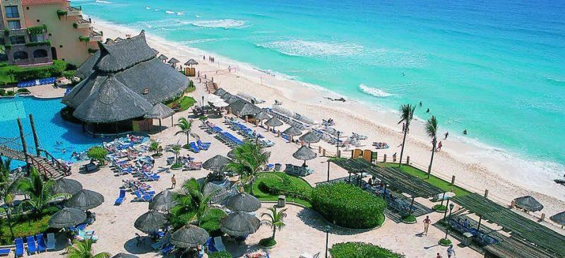 Cancún no México