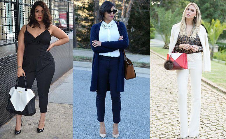 Como se vestir bem em looks de trabalho