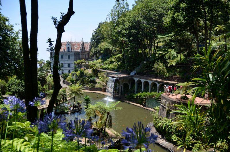 Jardim Tropical Monte Palace_Crédito - Turismo da Madeira