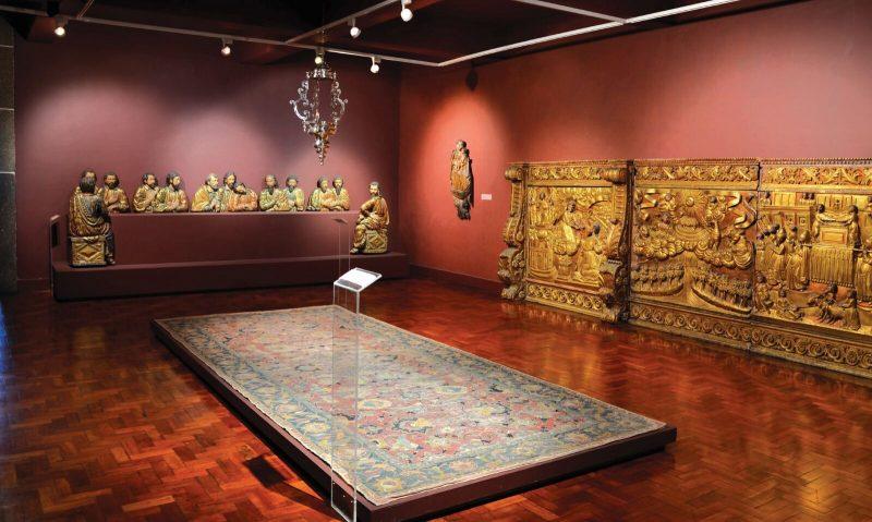 Museu de Arte Sacra_Crédito - Divulgação Turismo da Madeira
