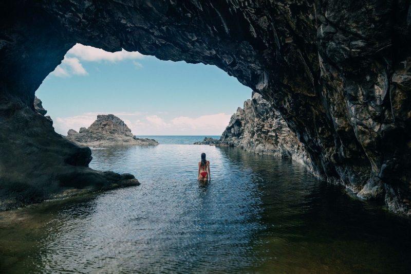 Piscinas naturais em Seixal_Crédito - Turismo da Madeira