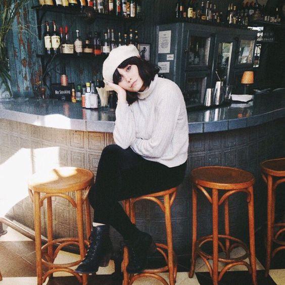 boina feminina francesa fotos