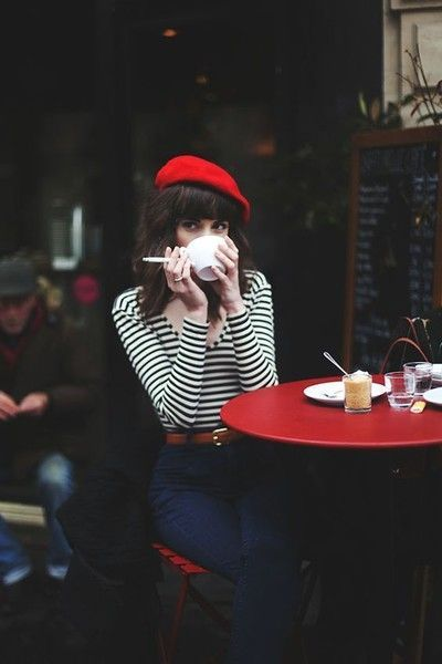 boina francesa feminina