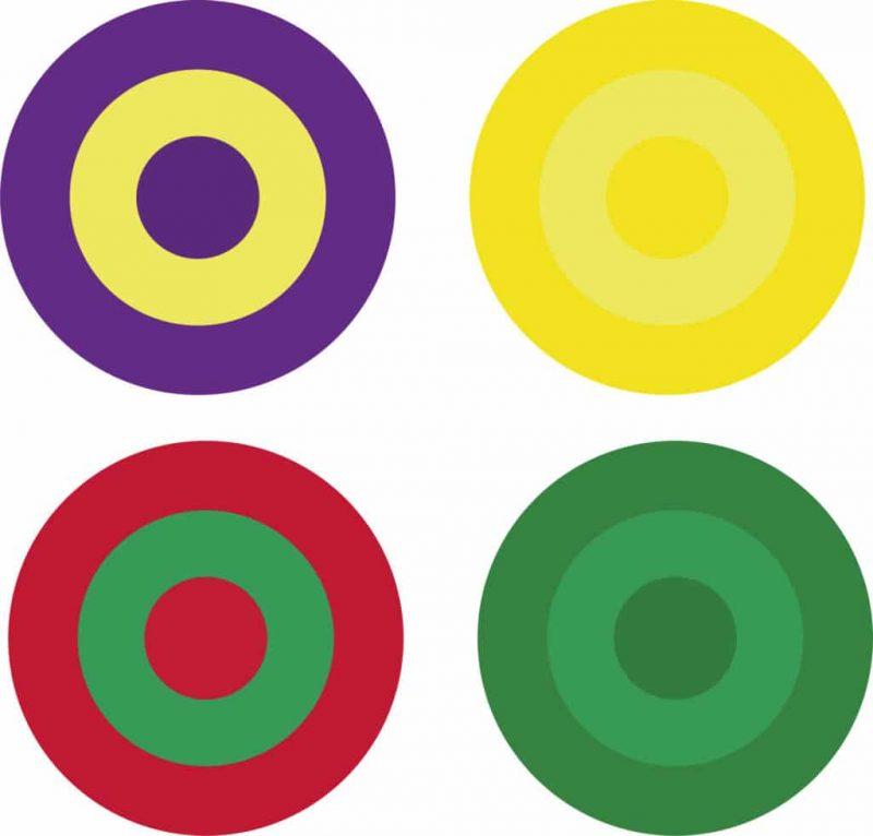 círculos-ilusórios