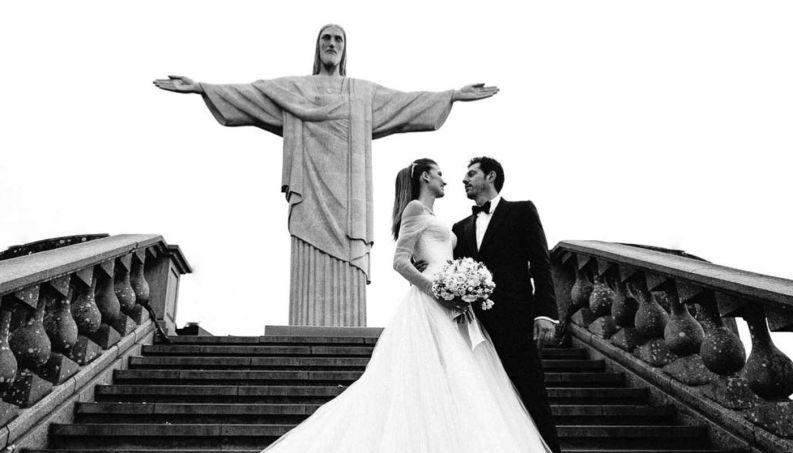 casamento cristo redentor