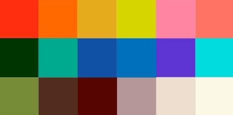 coloração pessoal outono