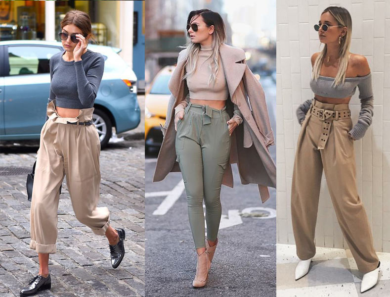 como-usar-calça-clochard-cenoura-com-top-cropped