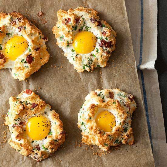 coud eggs como fazer