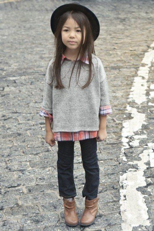 crianças estilosas 20