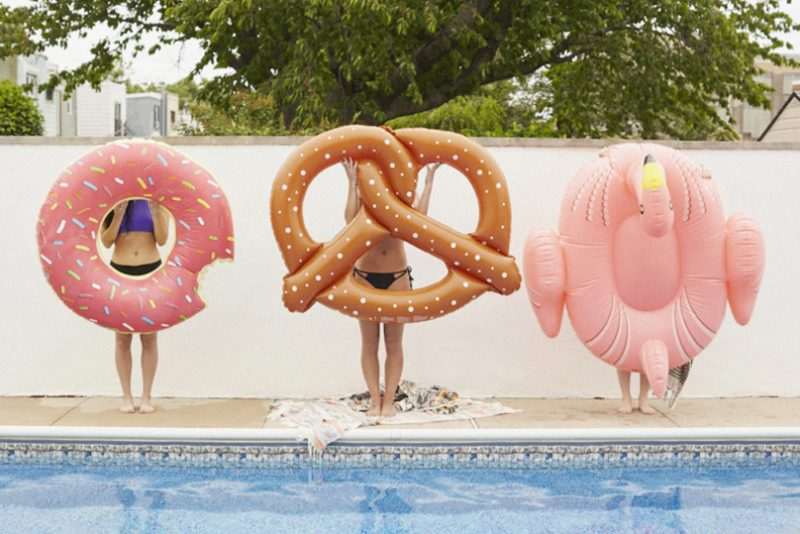 Fotos Na Piscina Criativas Poses Estilo Tumblr E Com