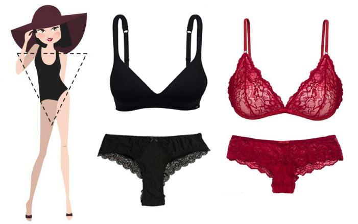 lingerie-para-corpo-triângulo-invertido