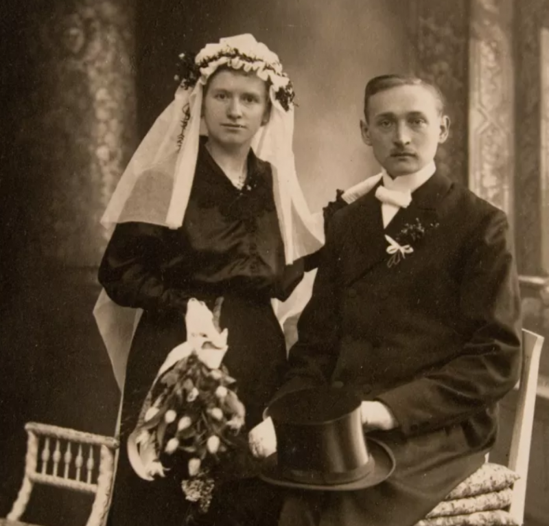 origem do vestido branco da noiva