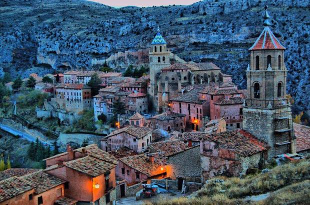 Albarracin-Espanha