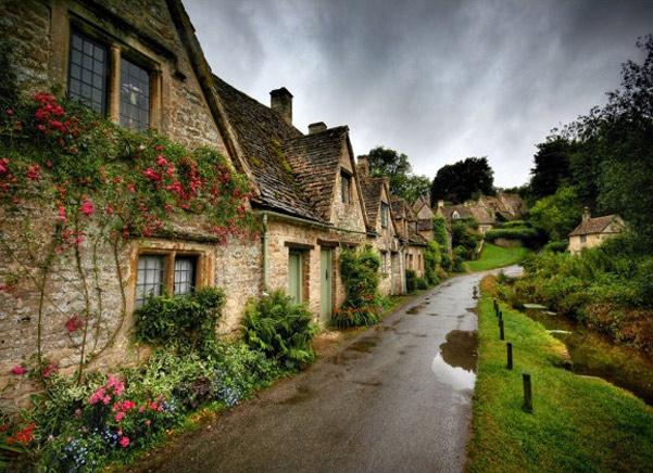 Bibury-Inglaterra