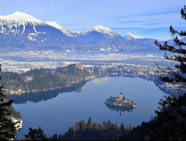 Bled-Eslovênia