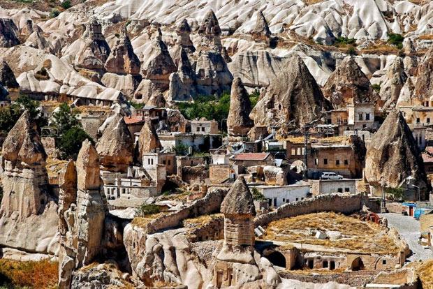 Goreme-Turquia