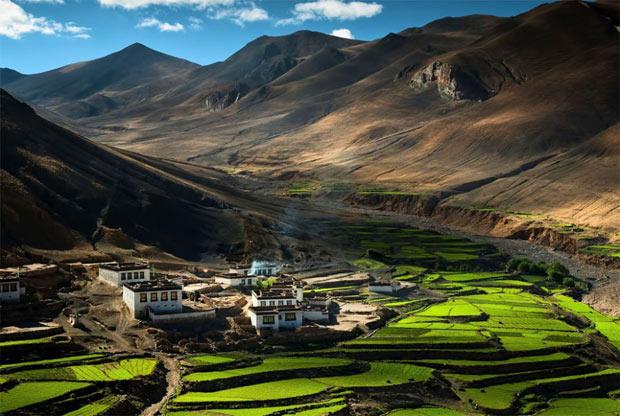 Vilarejo-Himalaia