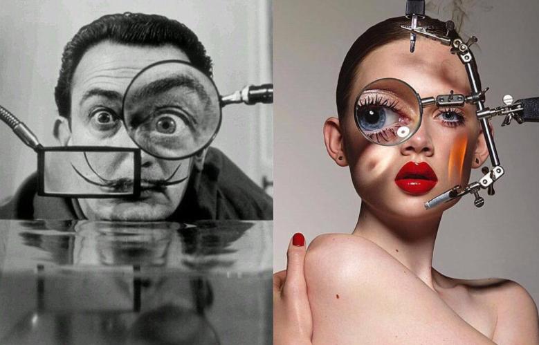 arte influencia a moda 3