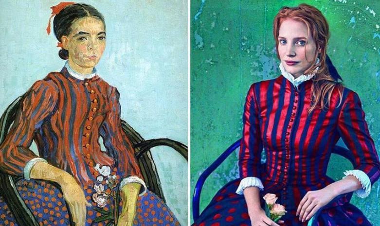 arte influencia a moda