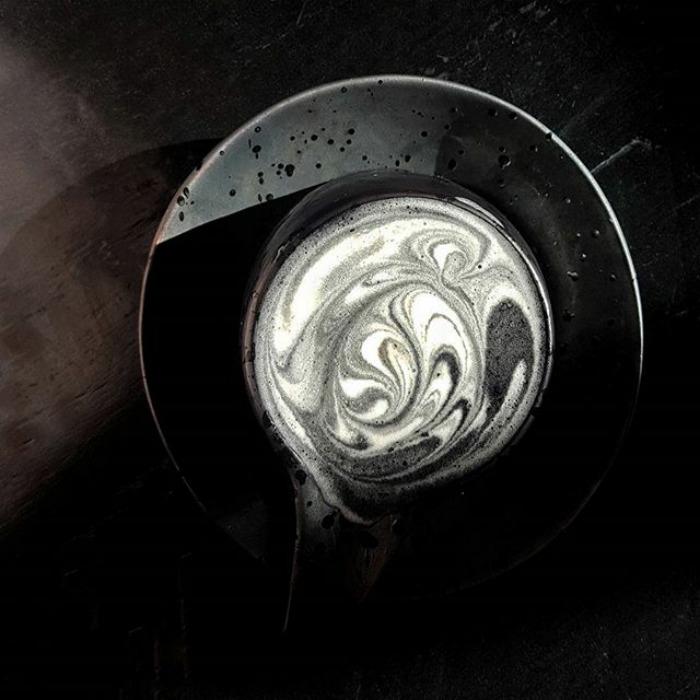 café gótico das trevas