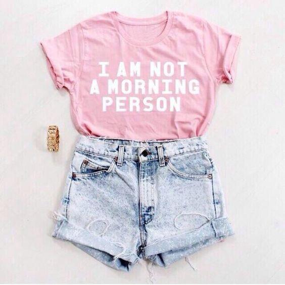 combos com shorts jeans