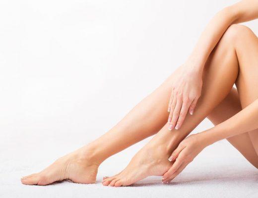 cuidados pós depilação