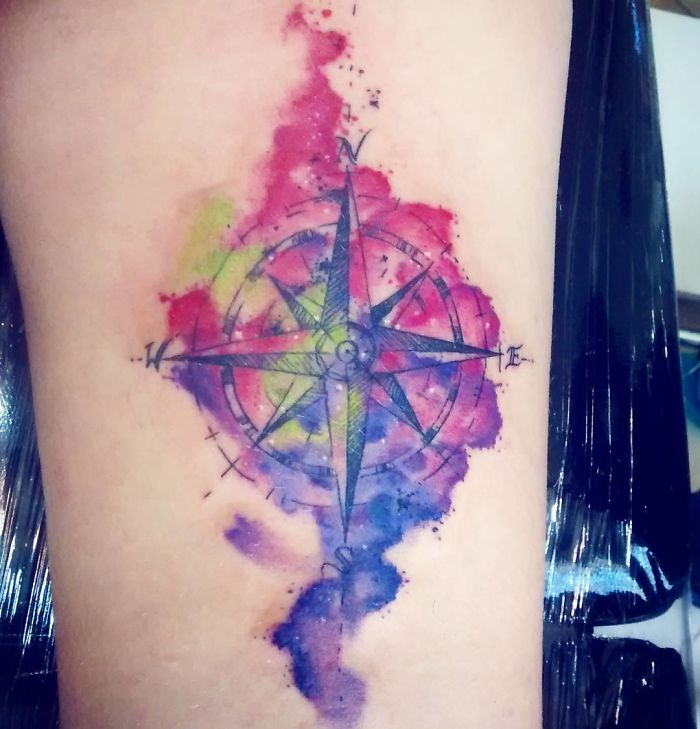 tatuagem para viajar