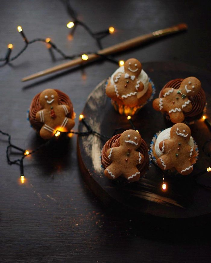 cupcake de natal 4