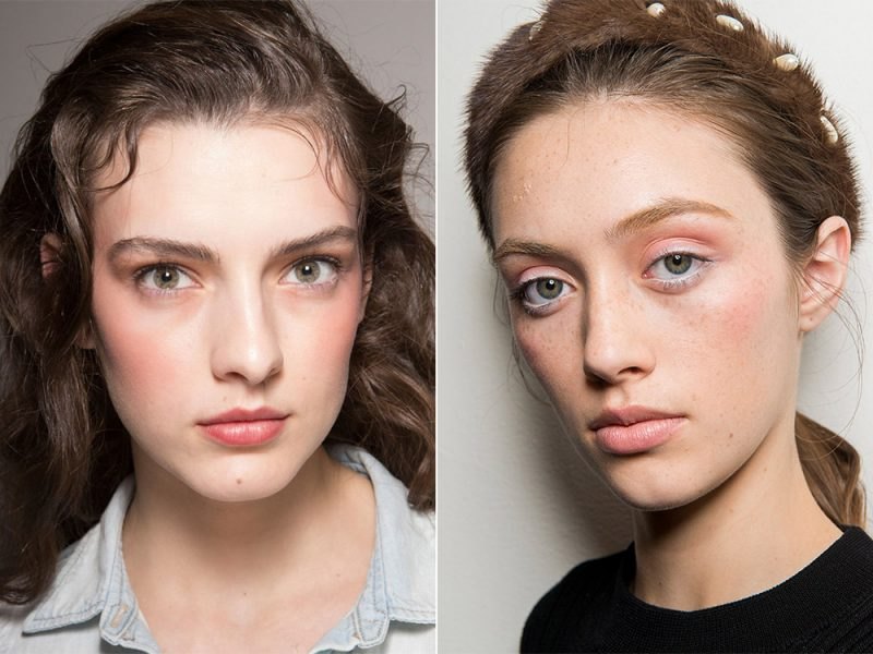 maquiagem 2018 tendência ons rosa