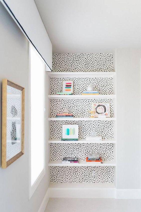 papel de parede para escritório