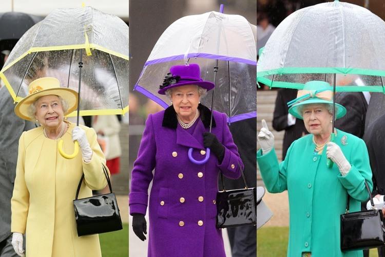 rainha guarda chuva fulton