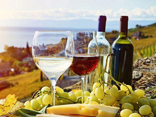 água-vinho