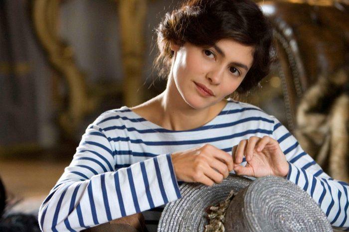 blusa listrada coco chanel