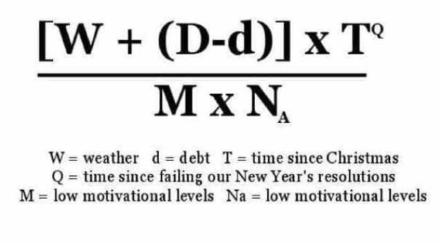 equação criada em 2005 blue monday