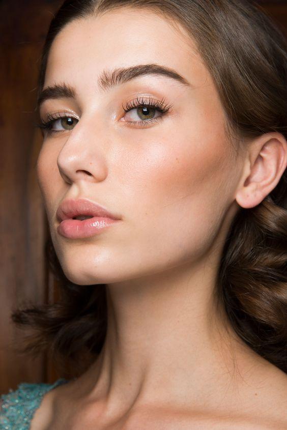 maquiagem natural basica