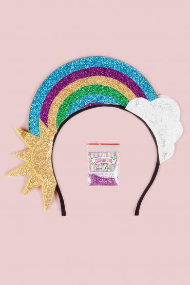 tiara arco iris