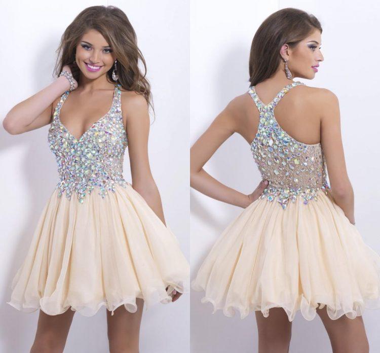 vestido debutante 15 anos curto