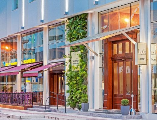 Slaviero Conceptual Brut hotel