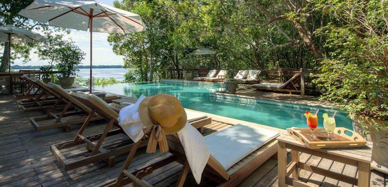 hotel selvagem Anavilhanas Jungle Lodge
