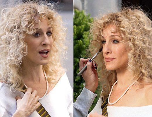 permanente nos cabelos anos 80