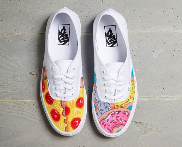 tênis vans customizados 2