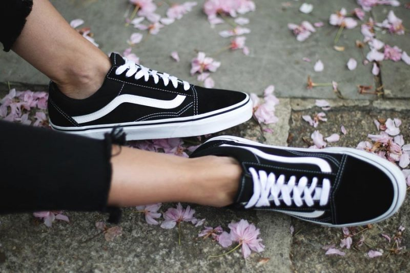 057f796d5c4 Vans old skool look feminino  fotos