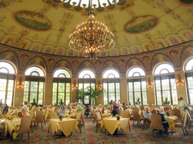 Sunday Brunch at The Breakers Palm Beach