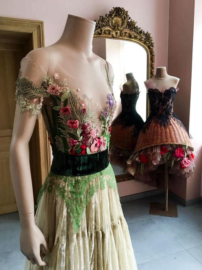 Sylvie Facon vestidos