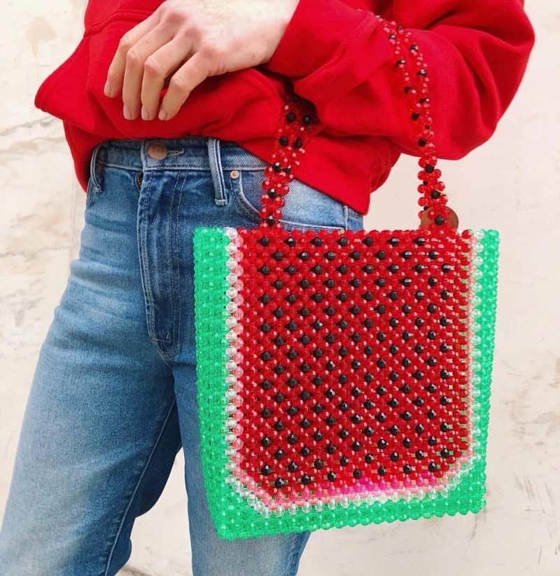 bolsa-crochê-de-plástico-modelos